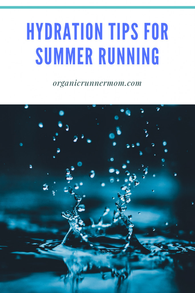 Hydration Tips for Summer Running