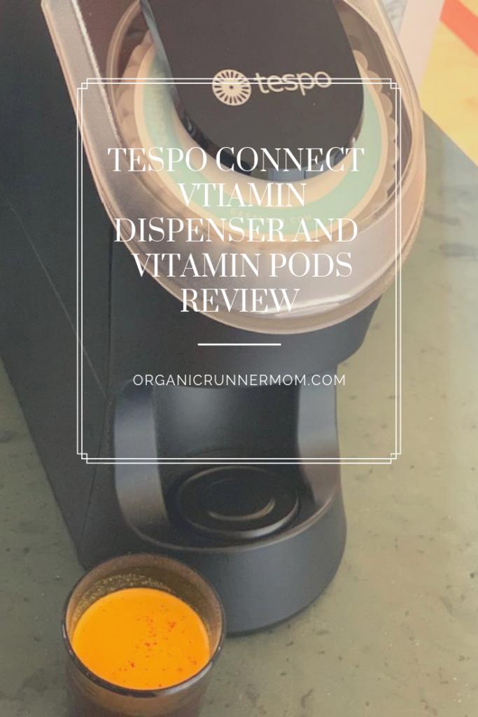 TESPO Connect Vitamin Dispenser and Vitamin Pods Review