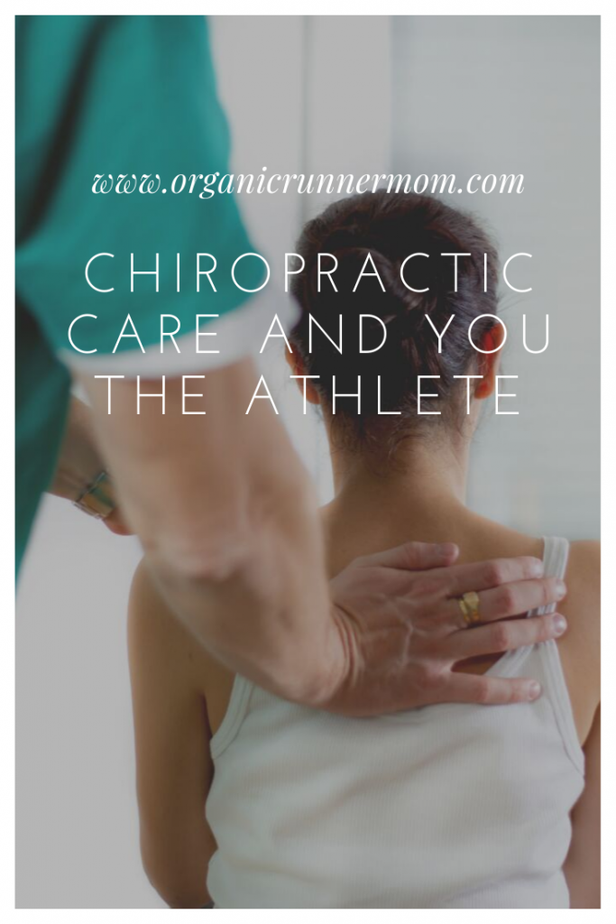 Chiropractic Care and You the Athlete