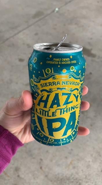 Cheers! Sierra Nevada Beer