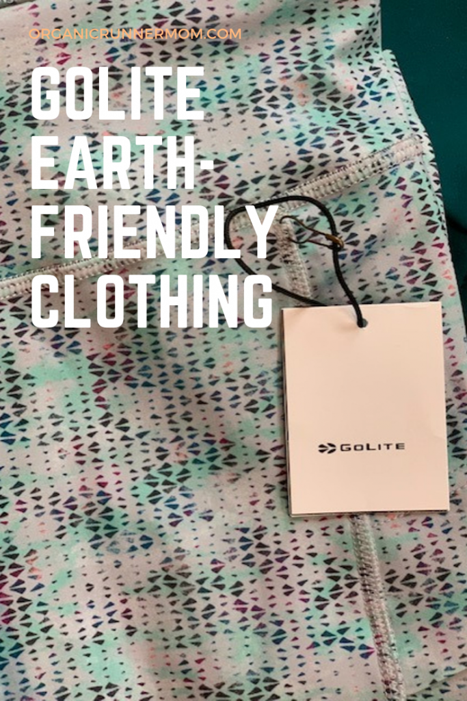 GOLITE Earth Friendly Clothing