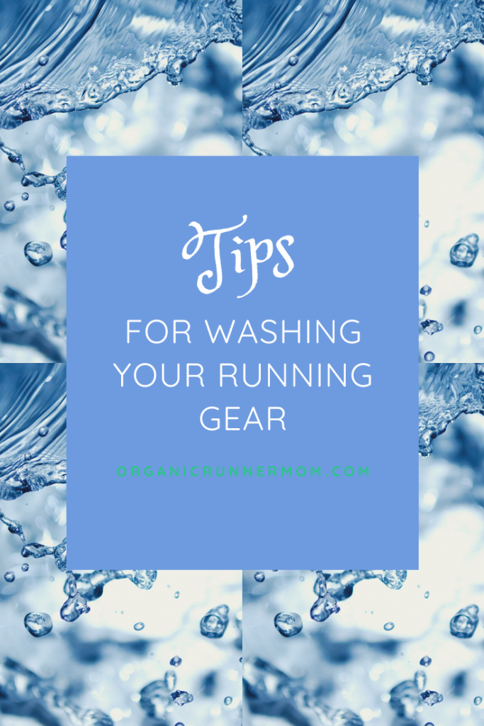 Tips for Washing Your Running Gear