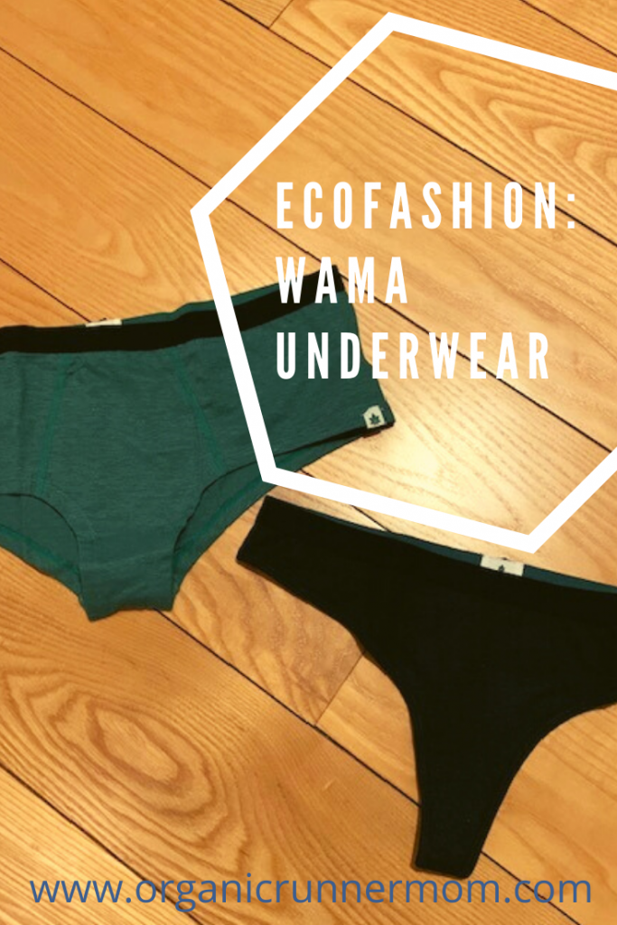 ECOFASHION WAMA Underwear
