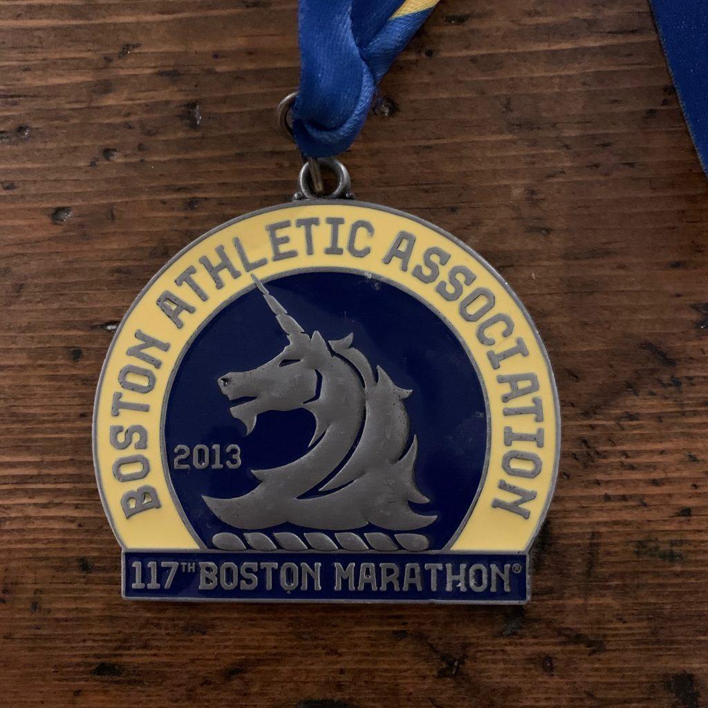 The Boston Marathon 2013