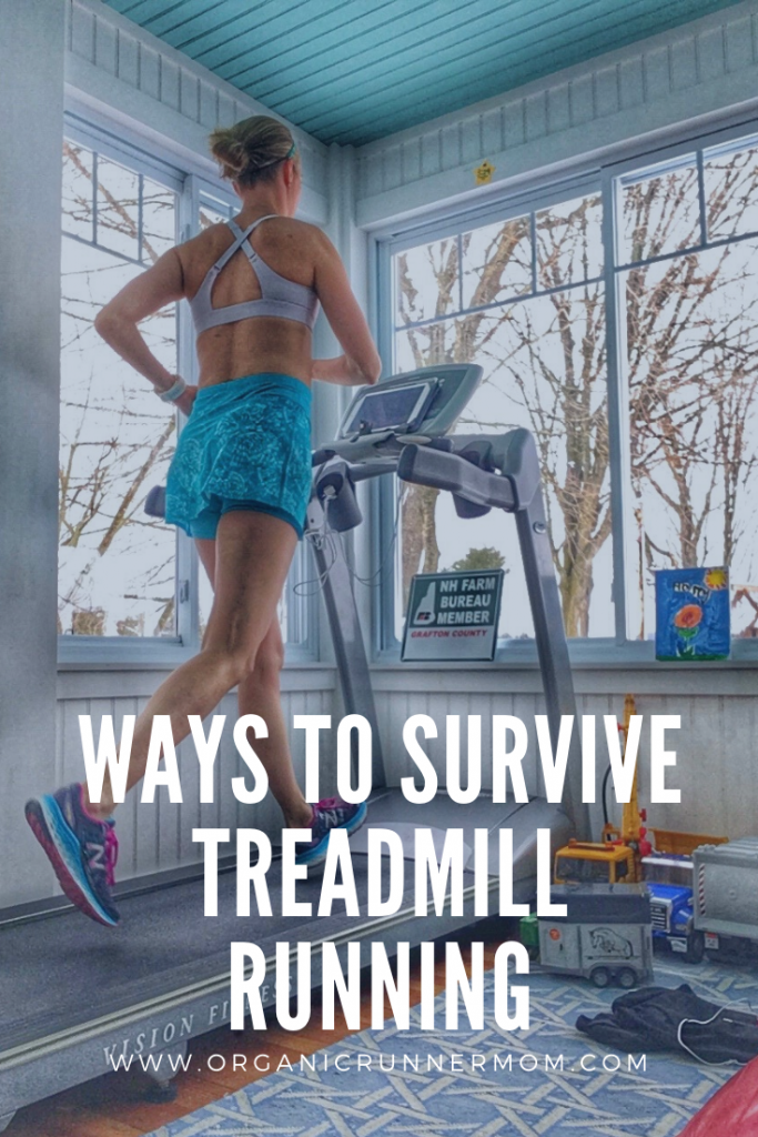 How to survive treadmill running