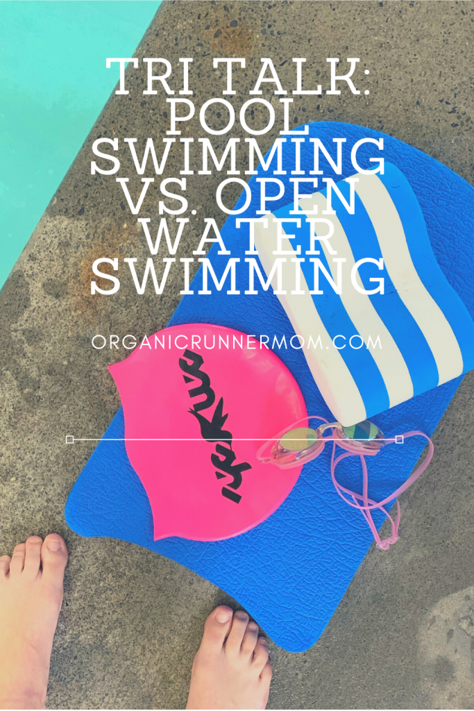 Tri Talk: Pool Swimming Vs. Open Water Swimming
