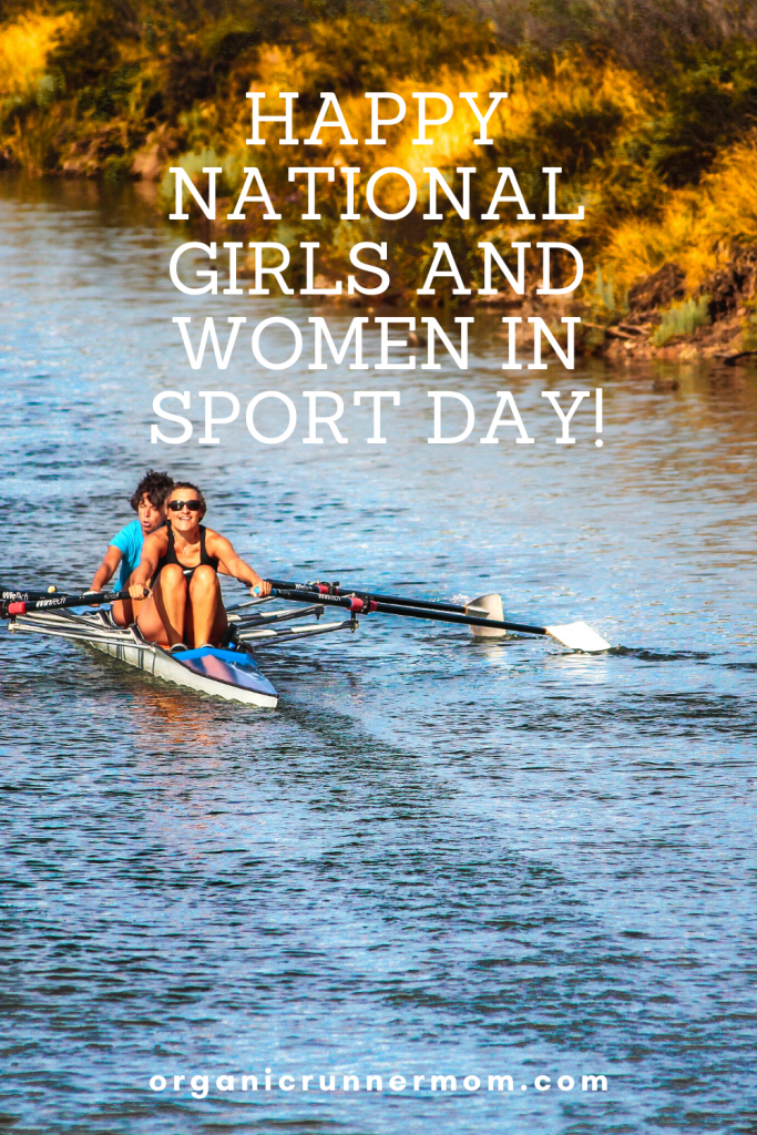 Happy National Girls and Women in Sport Day