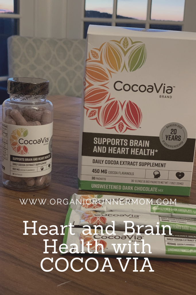 Heart and Brain Health with CocoaVia