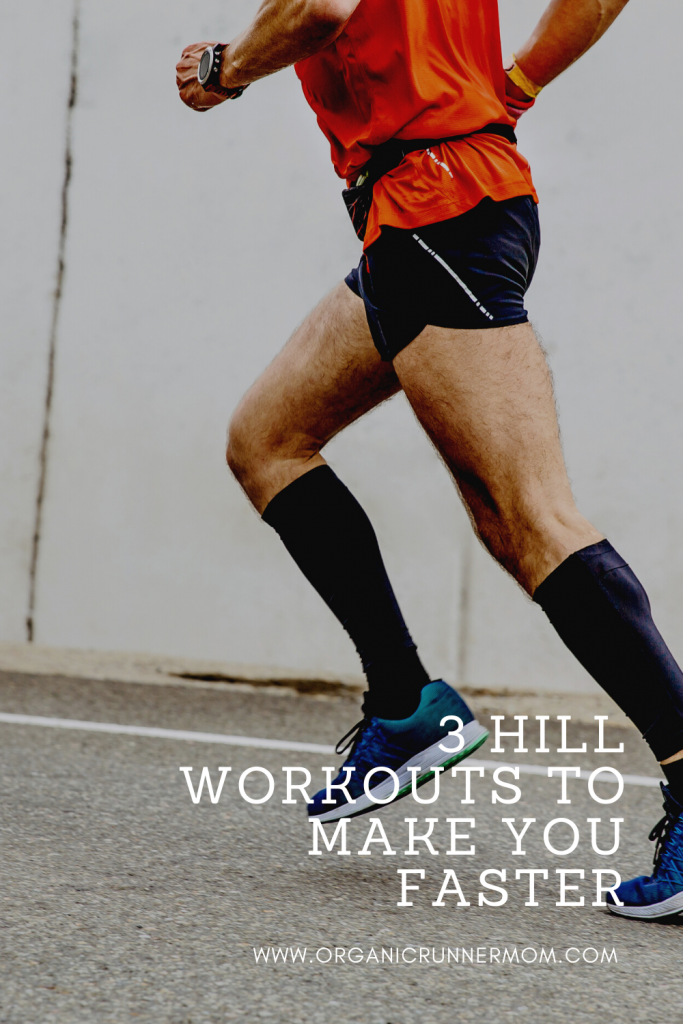 How to get faster for the marathon-hill workouts.