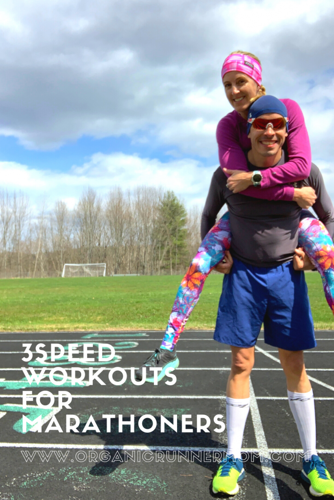 3 Speed Workouts for Marathoners