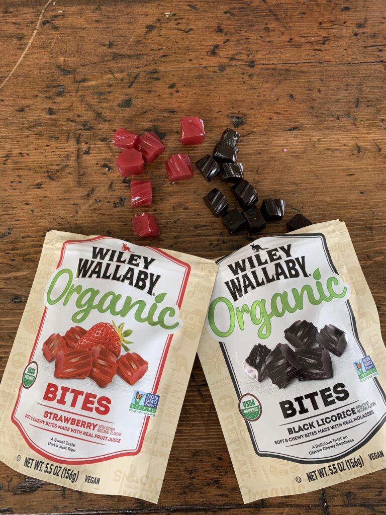 Wiley Wallaby Organic Gourmet Licorice