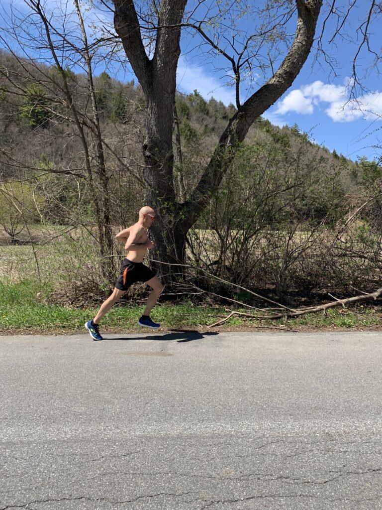 James on the long run
